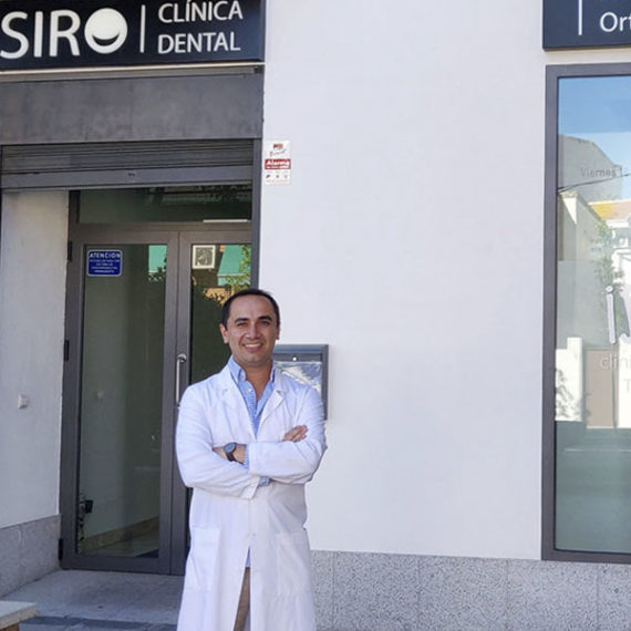 Farshid Danesh odontólogo de Clínica Dental SIRO | Dentista en Navalcarnero